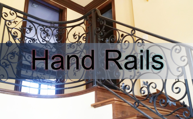 3cs hand rails stair guard rails services