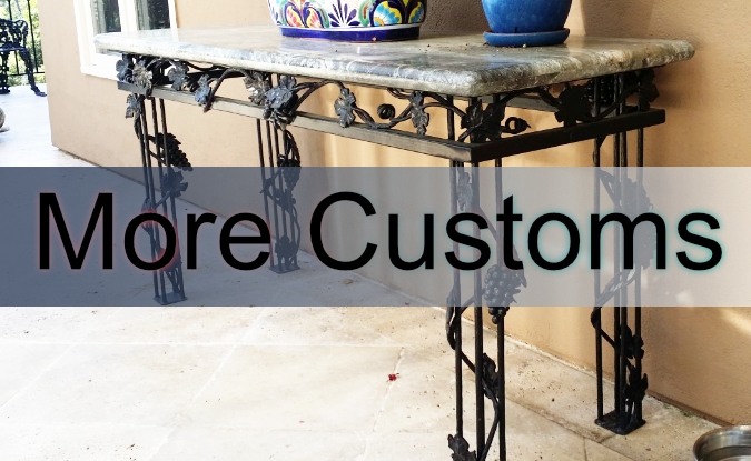 custom iron works