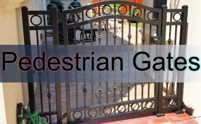 pedestrian gates tab