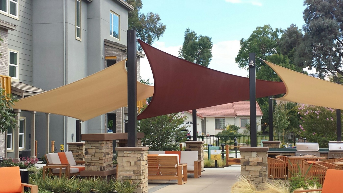 Patio awning 1